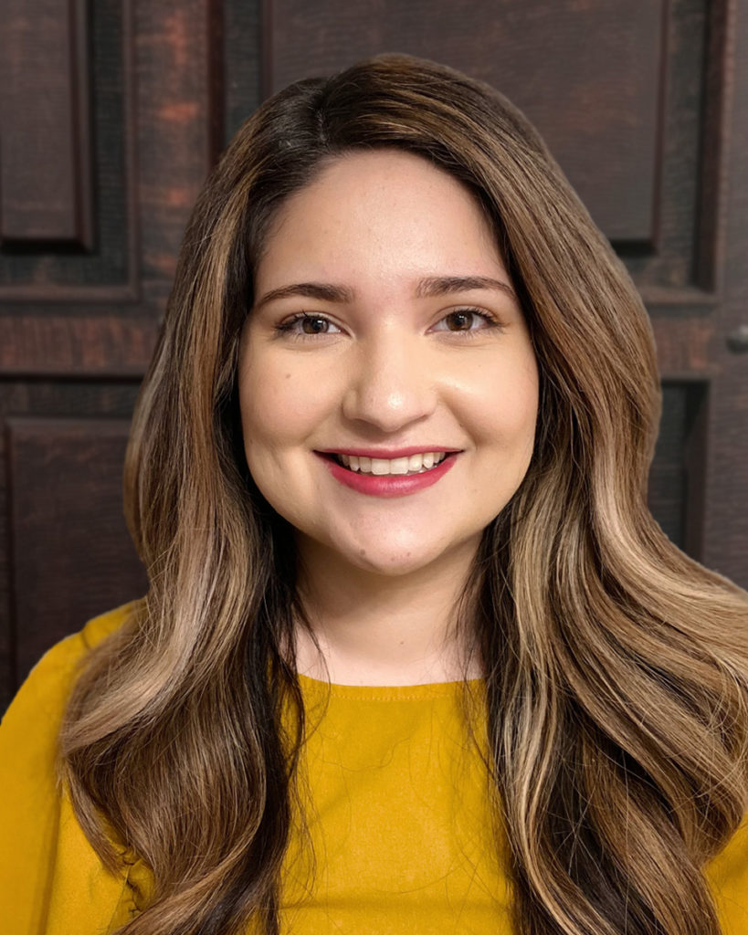 Joanna Garcia, Program Support Associate